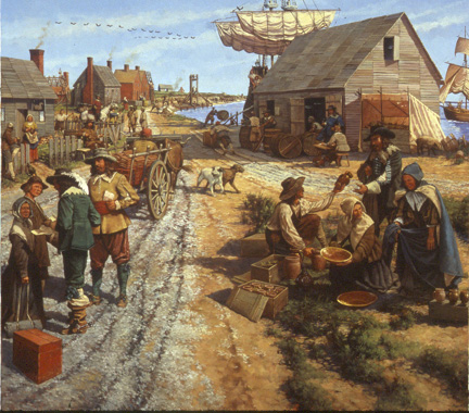 the importance of the enlightement and the great awakening for the american colonists for their view While the enlightenment was shaping the minds of 18th-century colonists, another movement, the first great awakening, was shaping their hearts with freedom of conscience at its core, the awakening led americans to break with religious traditions and seek out their own beliefs while sharing common v.